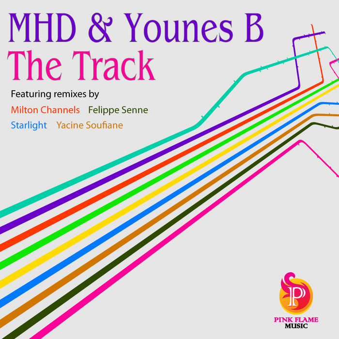 MHD & YOUNES B - The Track