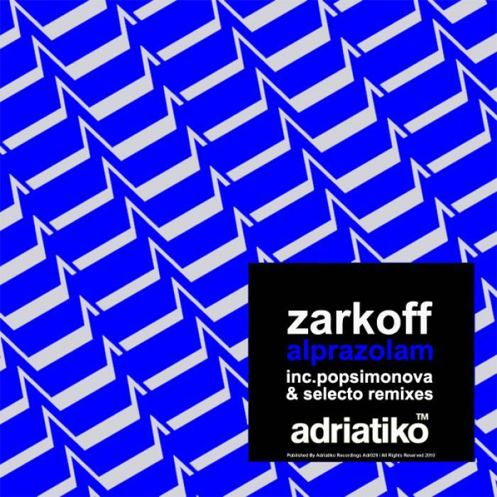 ZARKOFF - Alprazolam