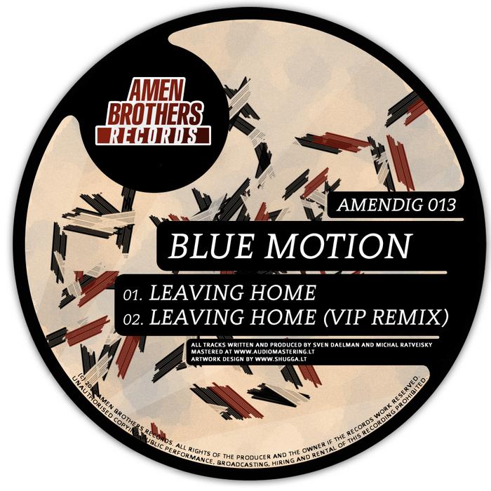 BLUE MOTION - Leaving Home