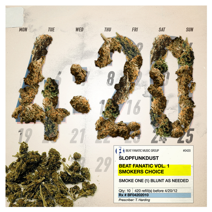 SLOPFUNKDUST - Smoker's Choice