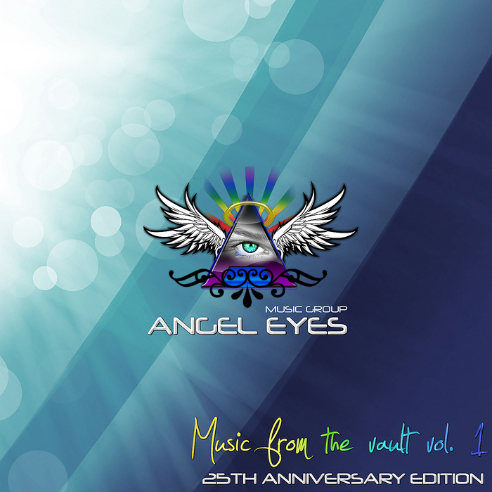 VARIOUS - Angel Eyes 25th Anniversary: Music From The Vault (Vol 1)