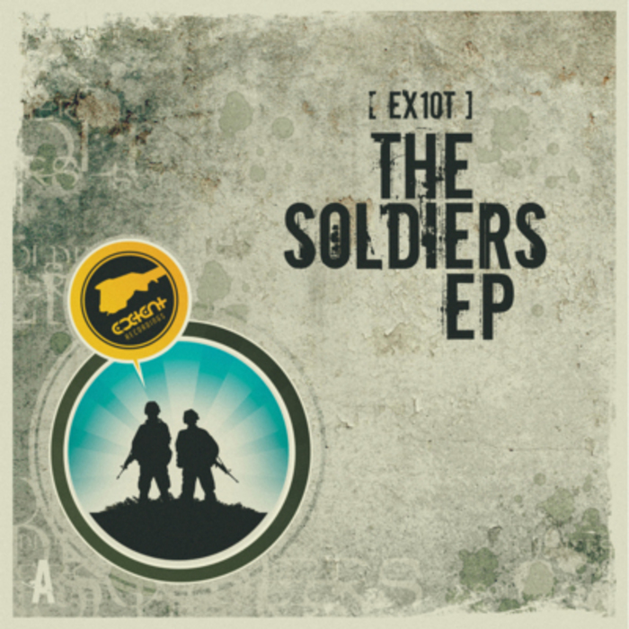 VARIOUS - The Soldiers EP
