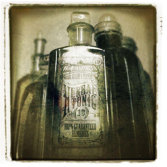 HERBALISER, The - Herbal Tonic (Best Of)
