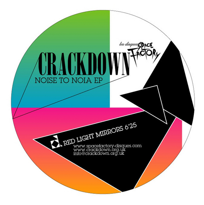 CRACKDOWN - Noise To Noia EP