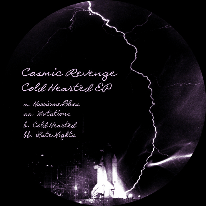 COSMIC REVENGE - Cold Hearted EP