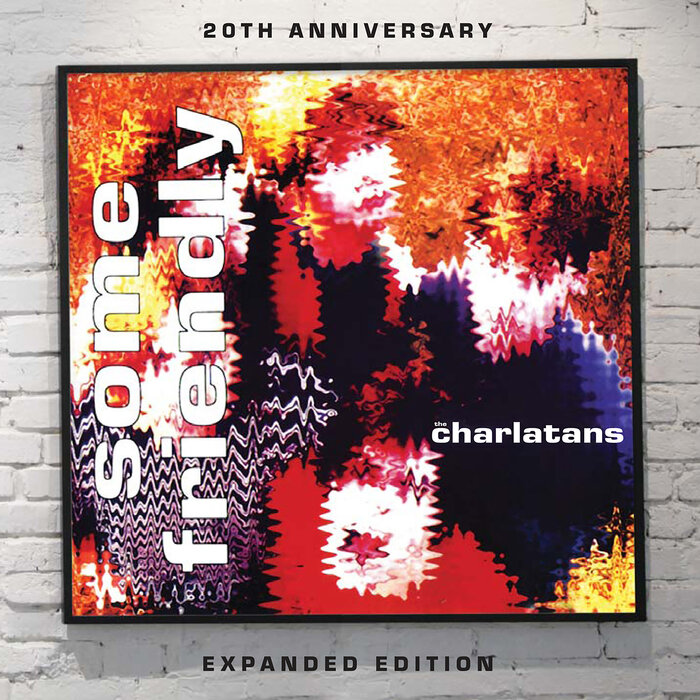 CHARLATANS, The - Some Friendly (Expanded Edition)