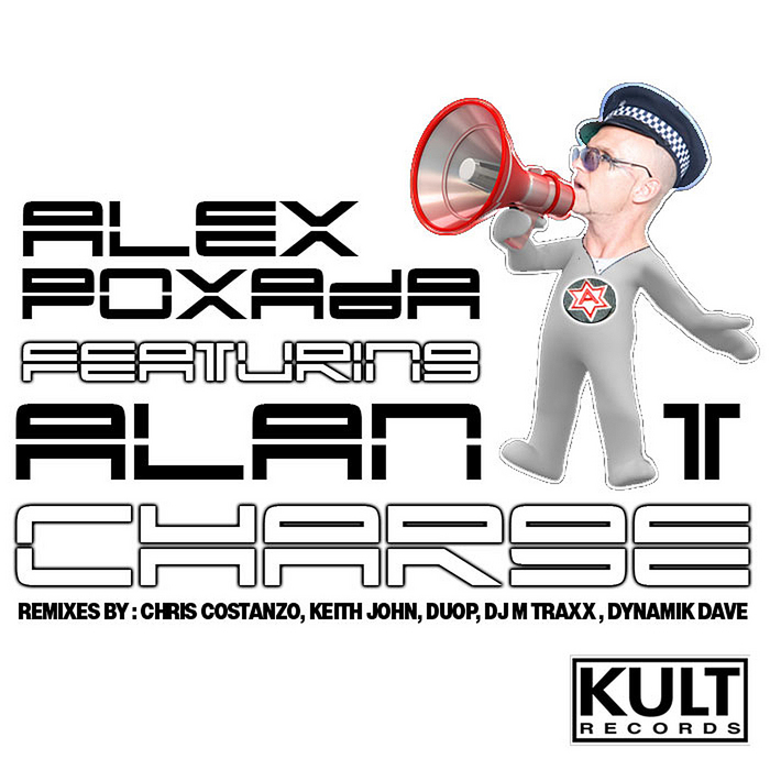 ALAN T feat ALEX POXADA - Charge (Part 2)