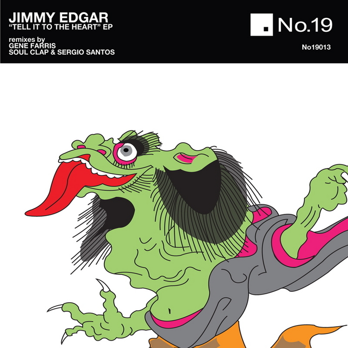 EDGAR, Jimmy - Tell It To The Heart