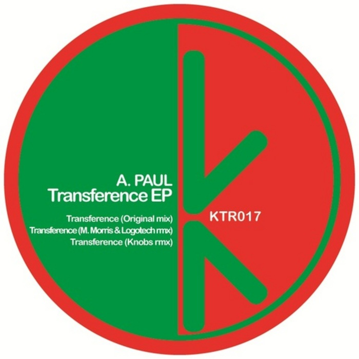 A PAUL - Transference EP
