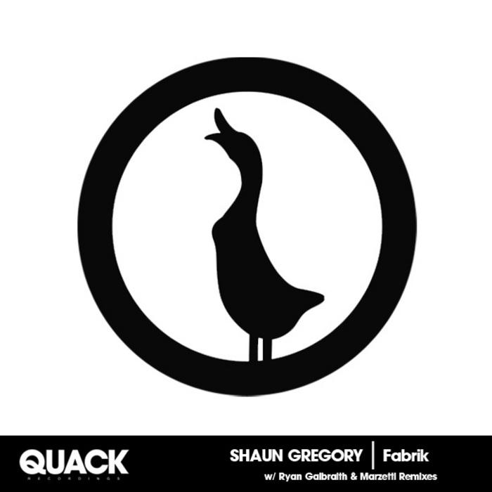 GREGORY, Shaun - Fabrik