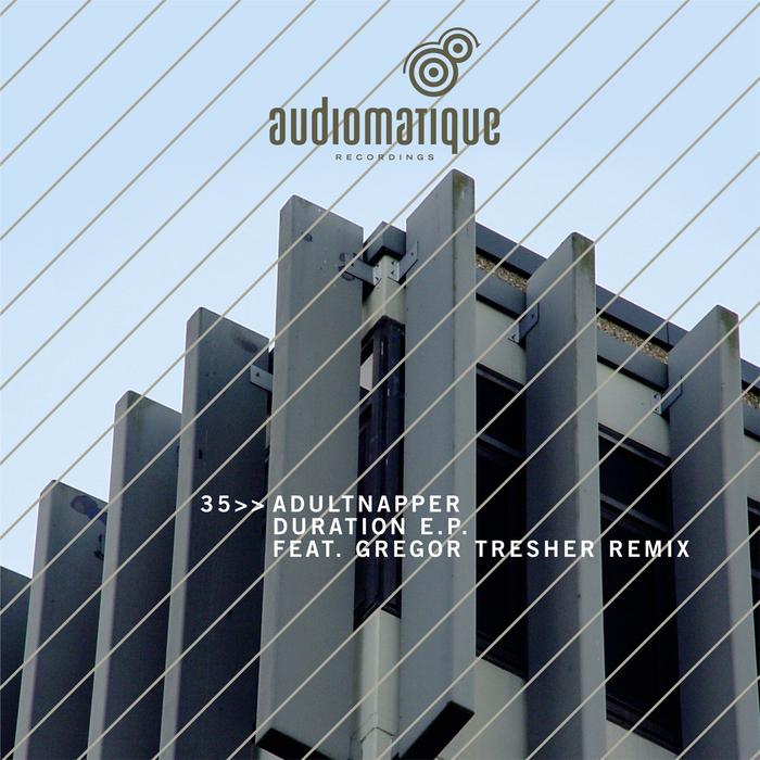 ADULTNAPPER - Duration EP