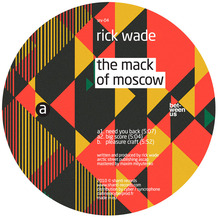 WADE, Rick - The Mack Of Moscow