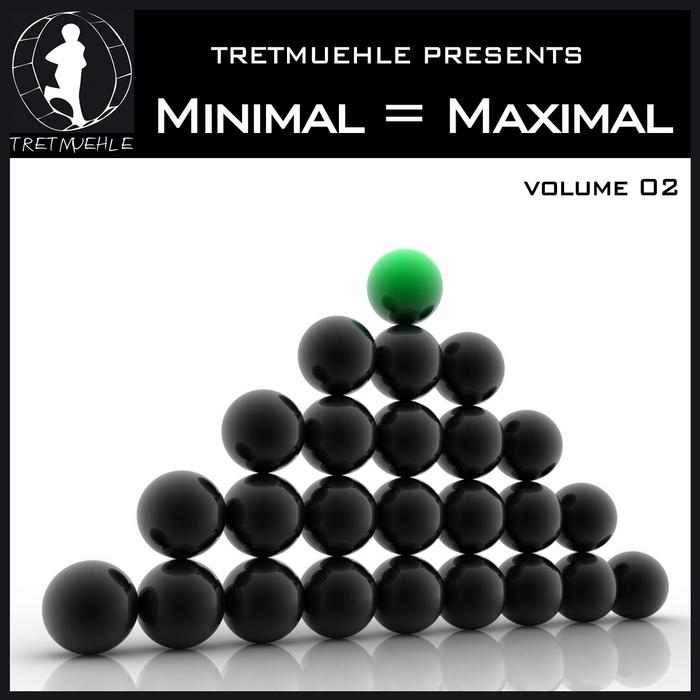 VARIOUS - Minimal = Maximal Vol 2