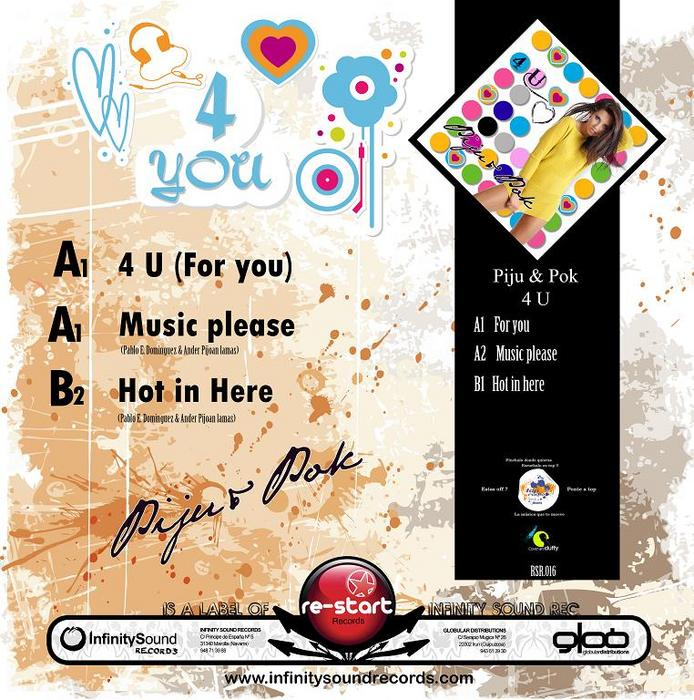DJ PIJU/DJ POK - For You
