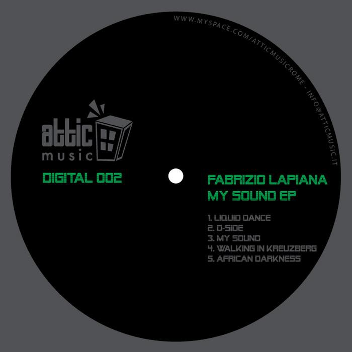 LAPIANA, Fabrizio - My Sound EP