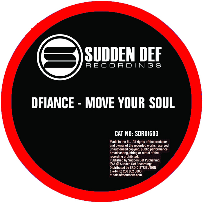 D FIANCE - More In Your Soul