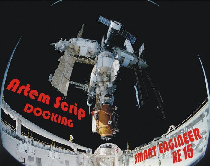 ARTEM SCRIP - Docking