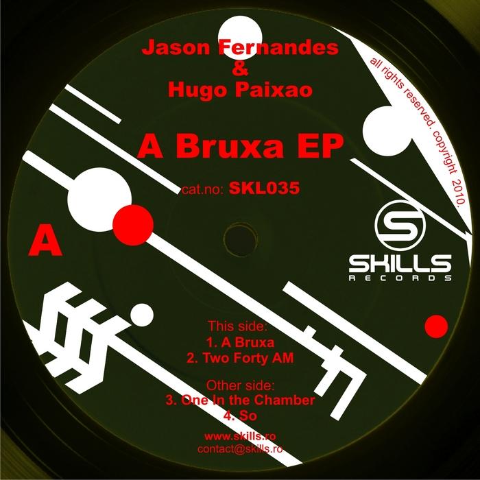 FERNANDES, Jason/HUGO PAIXAO - A Bruxa