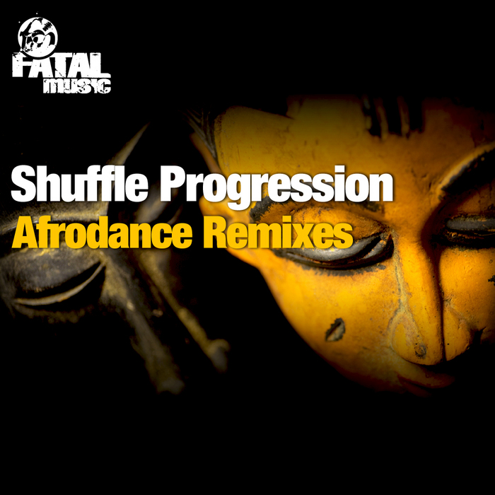 SHUFFLE PROGRESSION - Afrodance