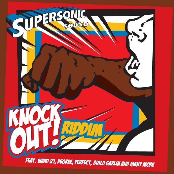 VARIOUS - Knock Out Riddim