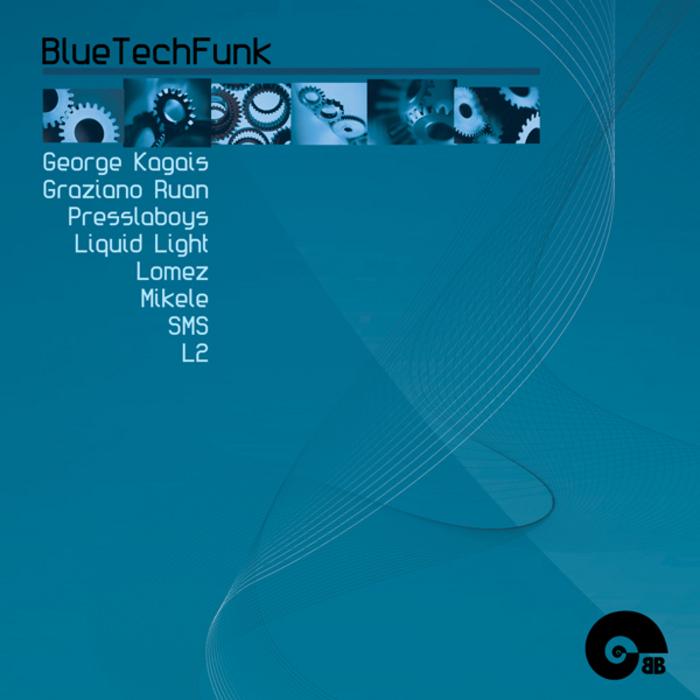 VARIOUS - Blue Tech Funk