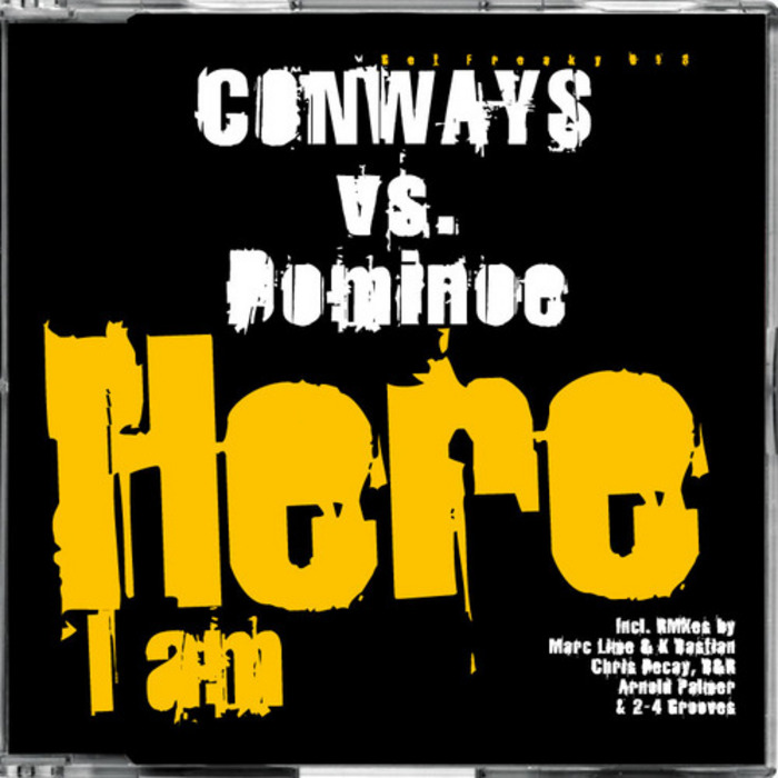 Iam A Rider Mp3 Download: Here I Am By Conways Vs Dominoe On MP3, WAV, FLAC, AIFF