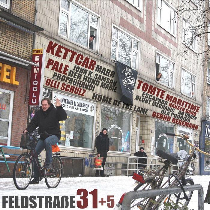 VARIOUS - Grand Hotel van Cleef: Feldstrade 31+5