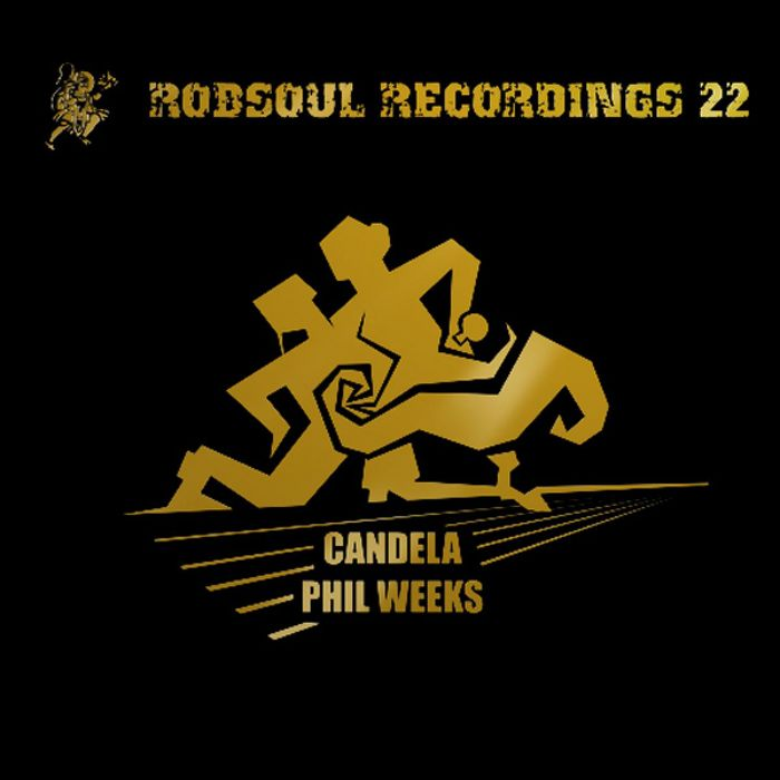 WEEKS, Phil feat GG - Candela