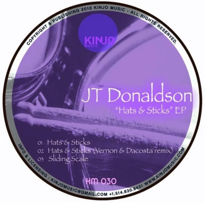 DONALDSON, JT - Hats & Sticks