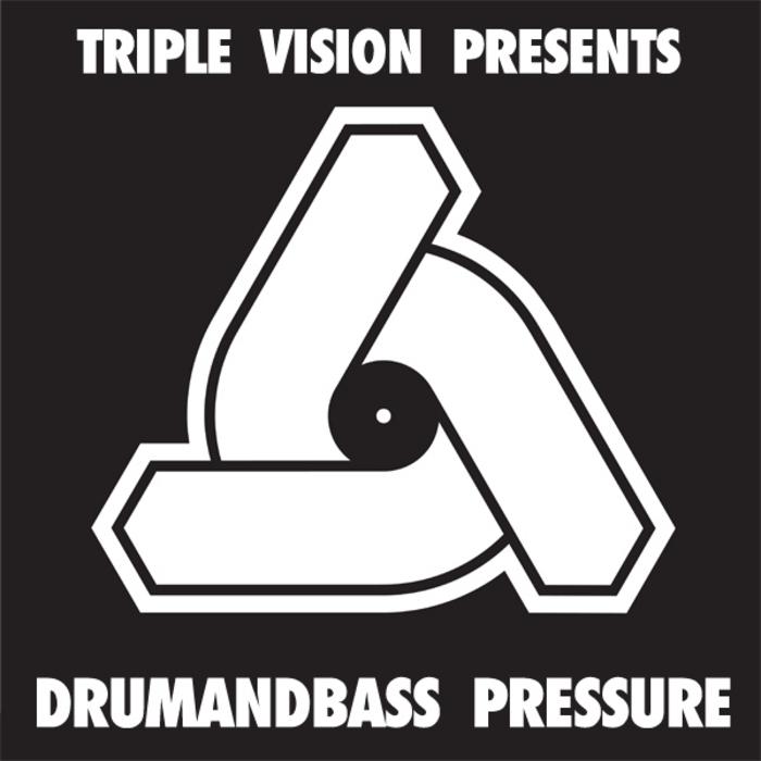 VARIOUS - Triple Vision Presents Drum & Bass Pressure