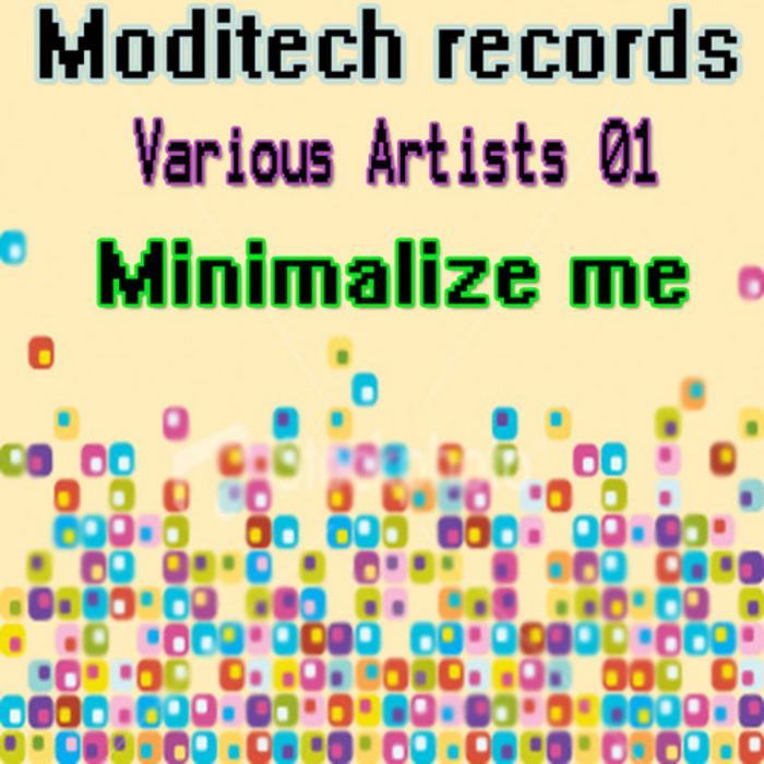 VARIOUS - Minimalize Me
