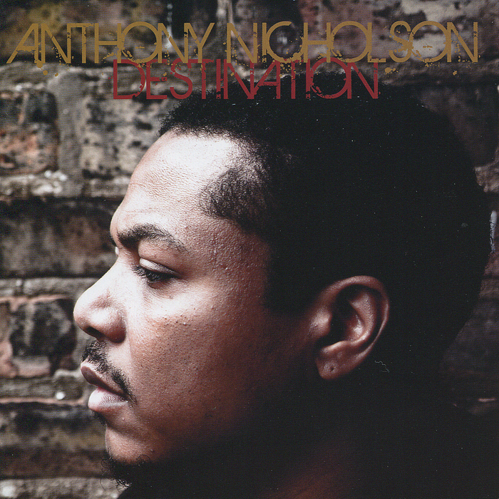 NICHOLSON, Anthony - Destination