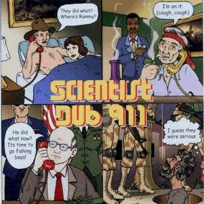 SCIENTIST The - Dub_911