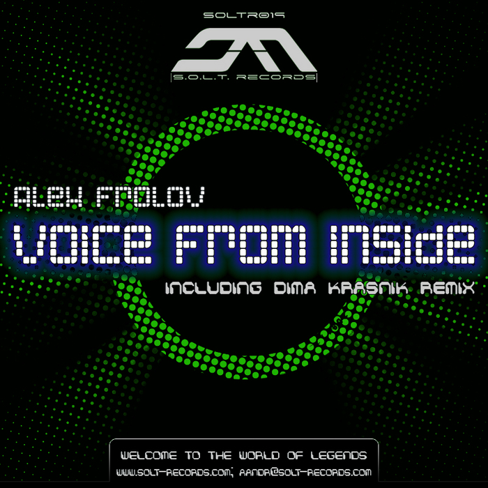 FROLOV, Alex - Voice From Inside