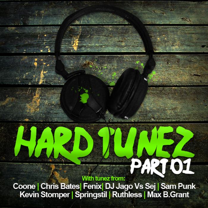 VARIOUS - Hard Tunez: Part 01
