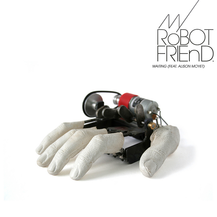 MY ROBOT FRIEND feat ALISON MOYET - Waiting