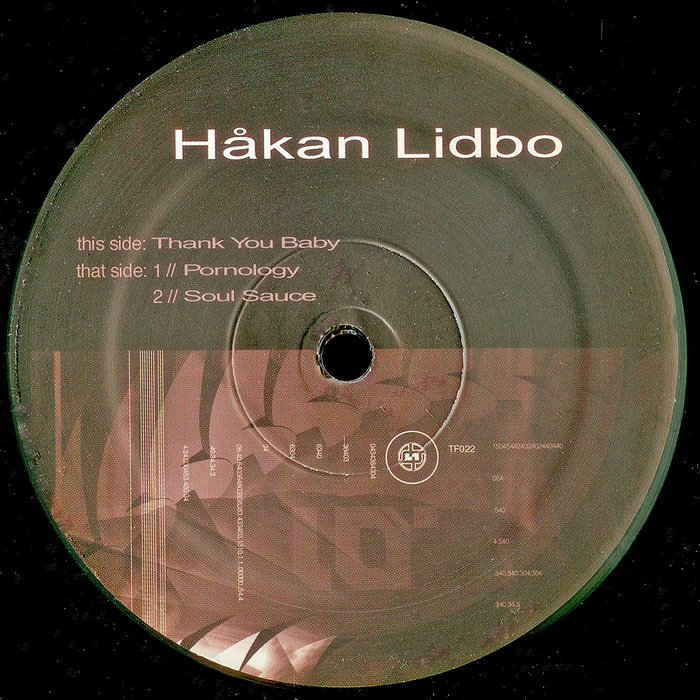 LIDBO, Hakan - Thank You Baby