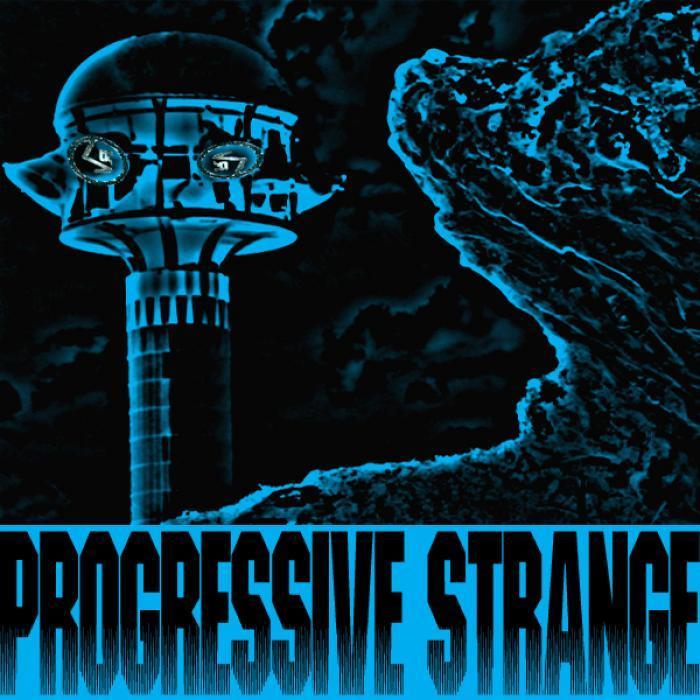DIORG/FUNMAN/STEFAN ZEE/JOE DOMINGUEZ - Progressive Strange
