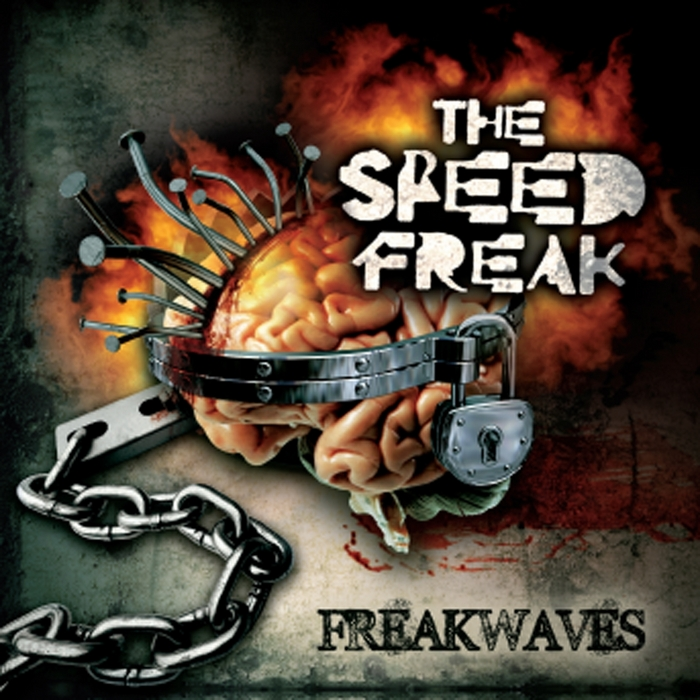 SPEED FREAK, The - Freakwaves