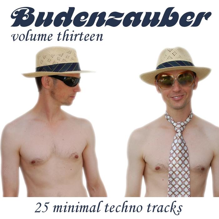 VARIOUS - Budenzauber Vol 13 (25 Minimal Techno Tracks)