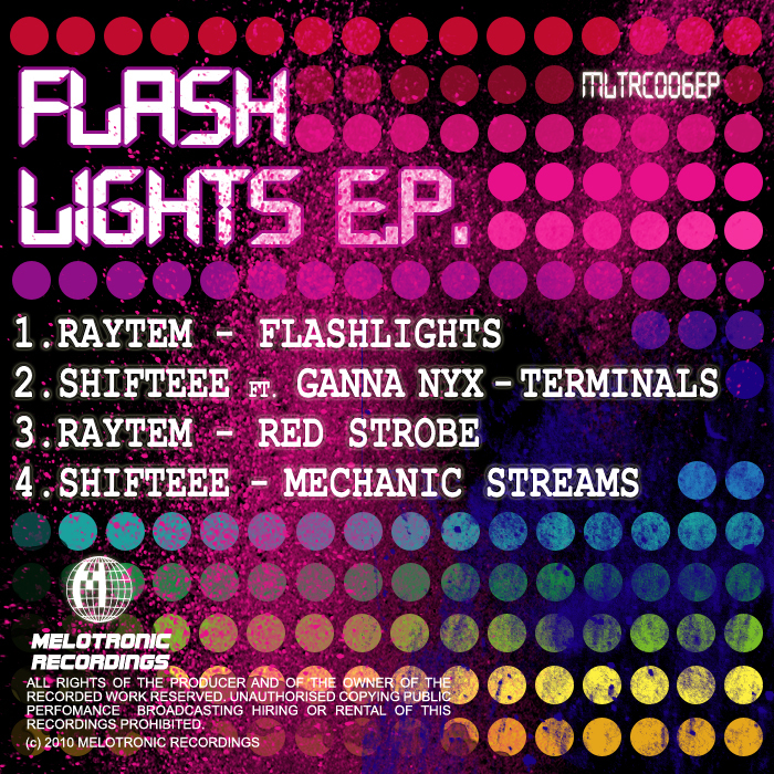 RAYTEM/SHIFTEEE - Flashlights EP