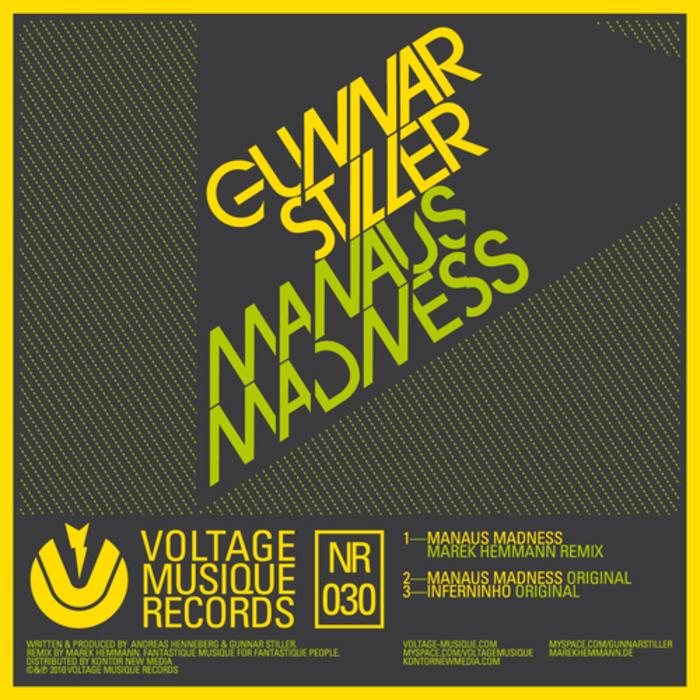 STILLER, Gunnar - Manaus Madness
