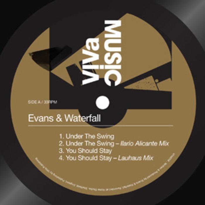 EVANS & WATERFALL - Under The Swing