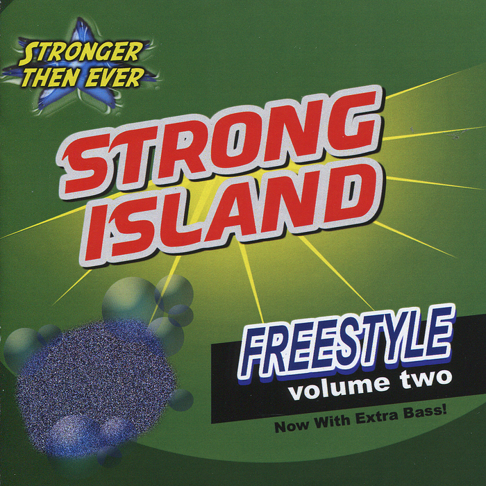 VARIOUS - Strong Island: Freestyle Vol 2