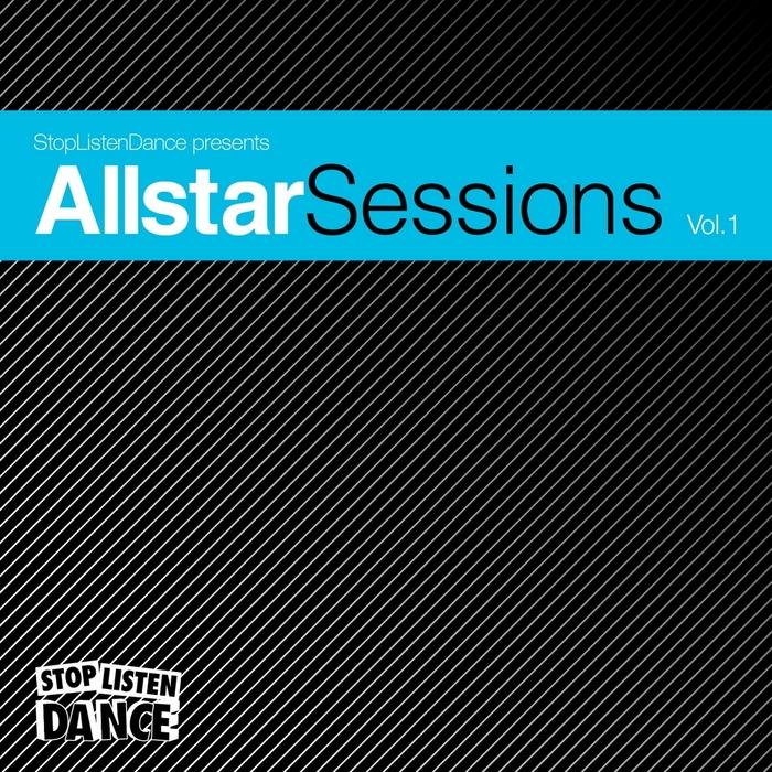 VARIOUS - Allstar Sessions Vol 1