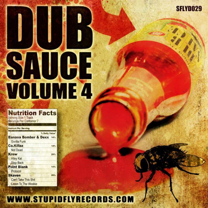 VARIOUS - Dub Sauce Vol 4