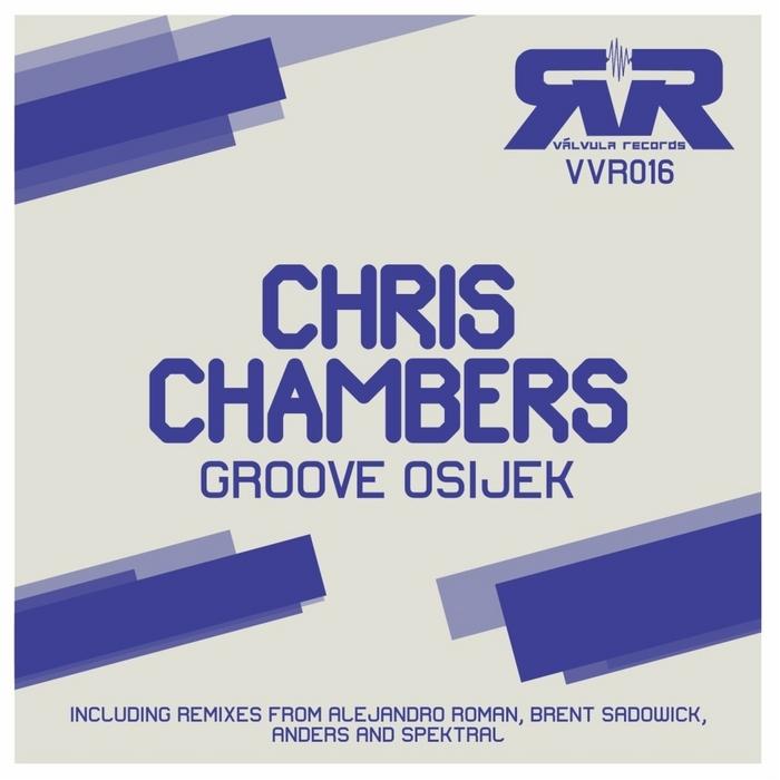 DJ CHRIS CHAMBERS - Groove Osijek