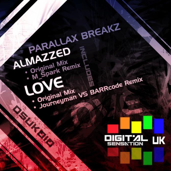 PARALLAX BREAKZ - Almazzed