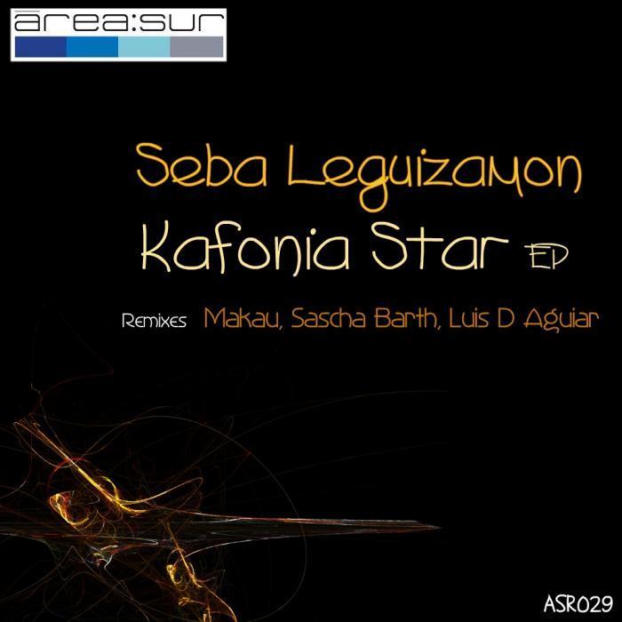 LEGUIZAMON, Seba - Kafonia Star