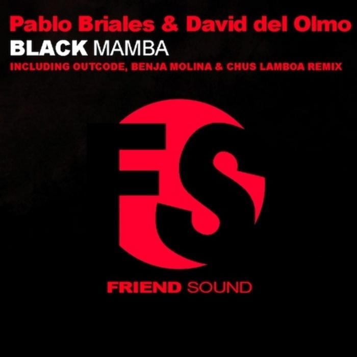 BRIALES, Pablo/DAVID DEL OLMO - Black Mamba